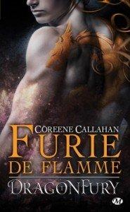 Dragonfury #1 - Furie de flamme -
