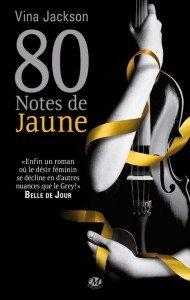 Toutes les nuances du désir #1 - 80 notes de jaune -
